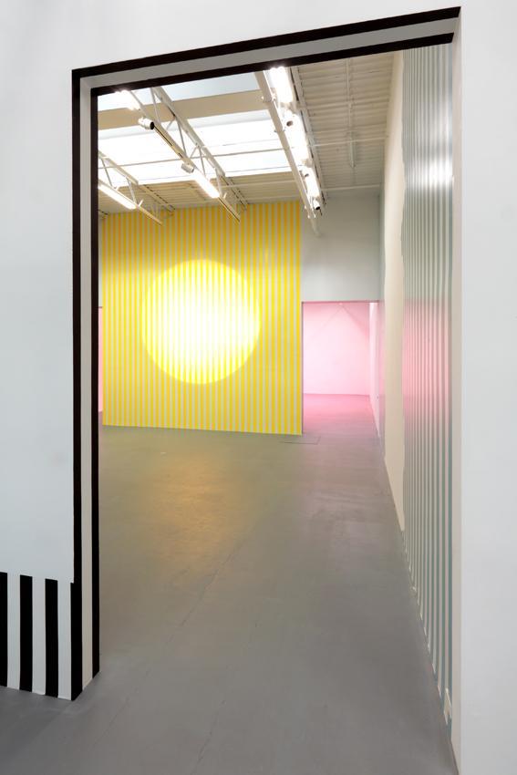Daniel Buren Installation view 1 2013