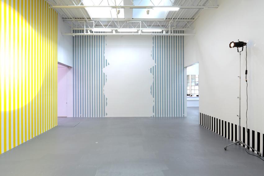 Daniel Buren Installation view 4 2013