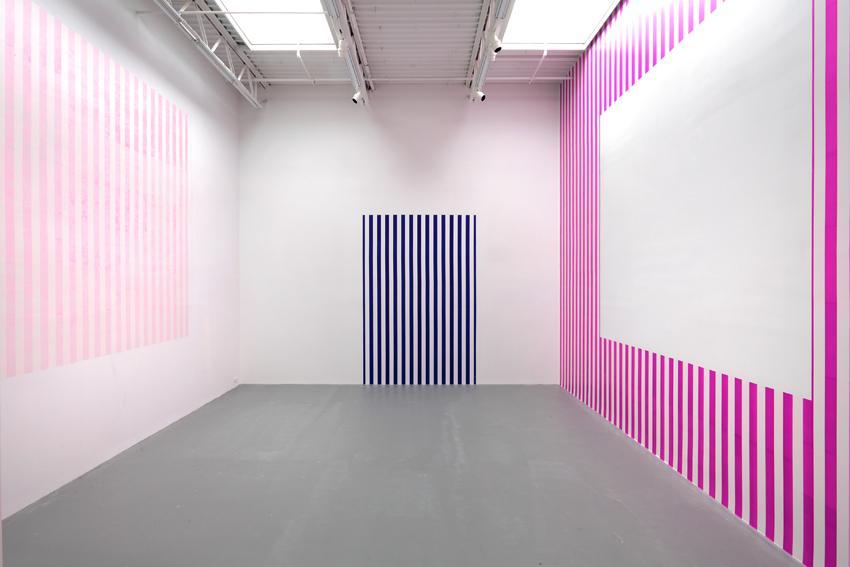 Daniel Buren Installation view 6 2013