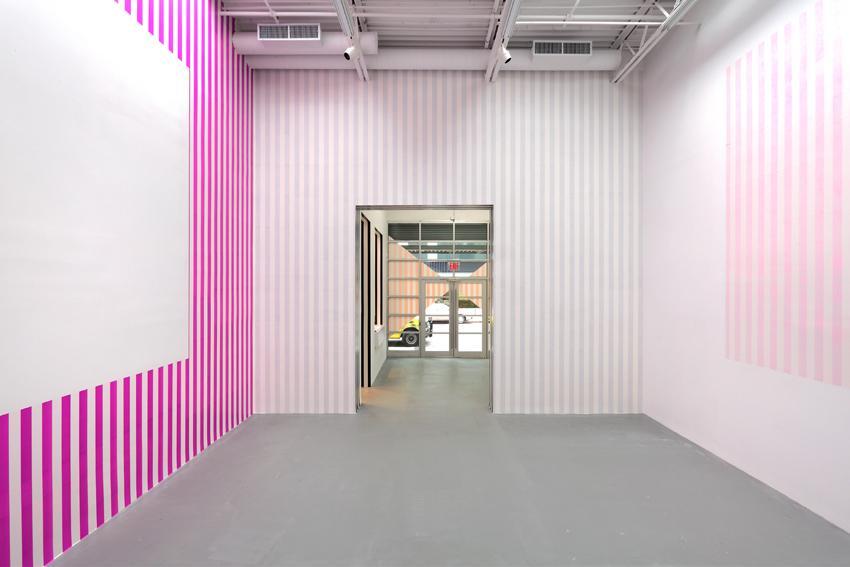 Daniel Buren Installation view 8 2013