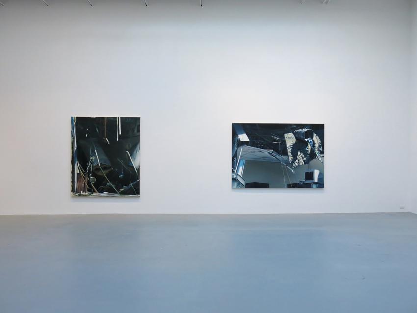 Dirk Skreber Installation view 10 2013
