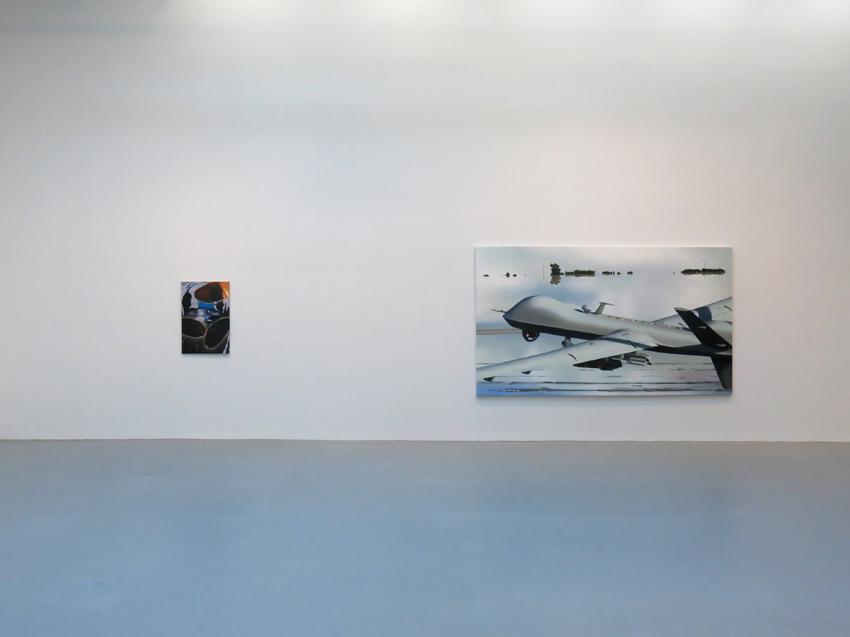 Dirk Skreber Installation view 12 2013