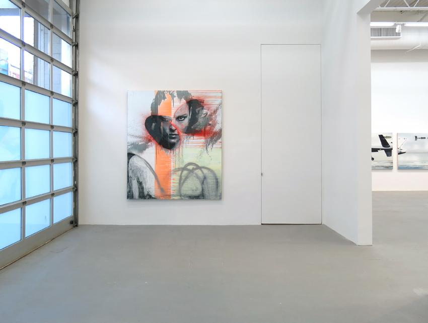 Dirk Skreber Installation view 3 2013
