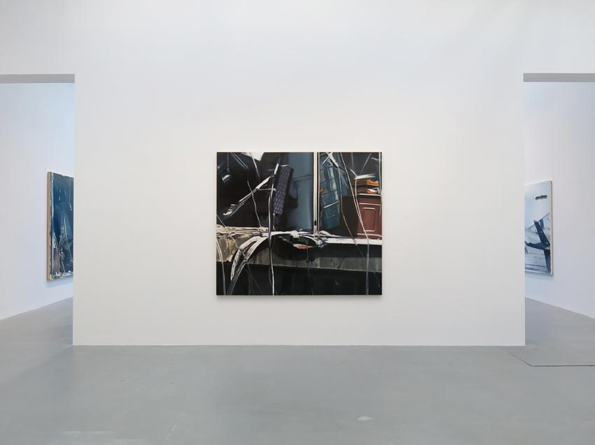 Dirk Skreber Installation view 6 2013