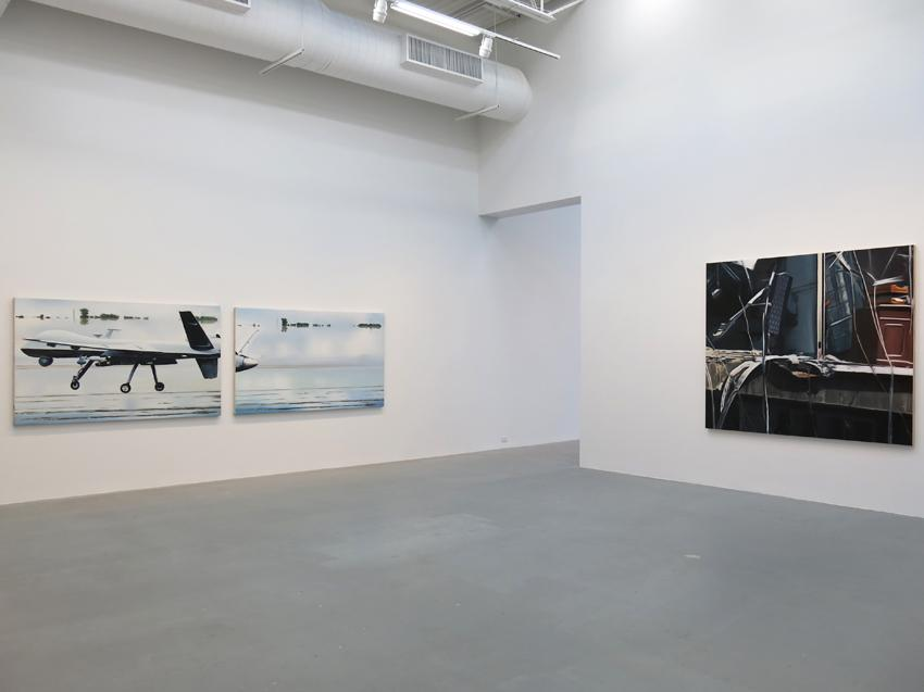 Dirk Skreber Installation view 9 2013