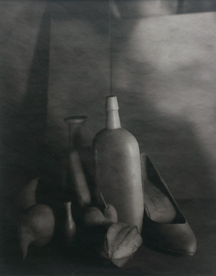 Jan Groover <i>Untitled</i> 1990 Vintage platinum-palladium print 10 x 8 inches