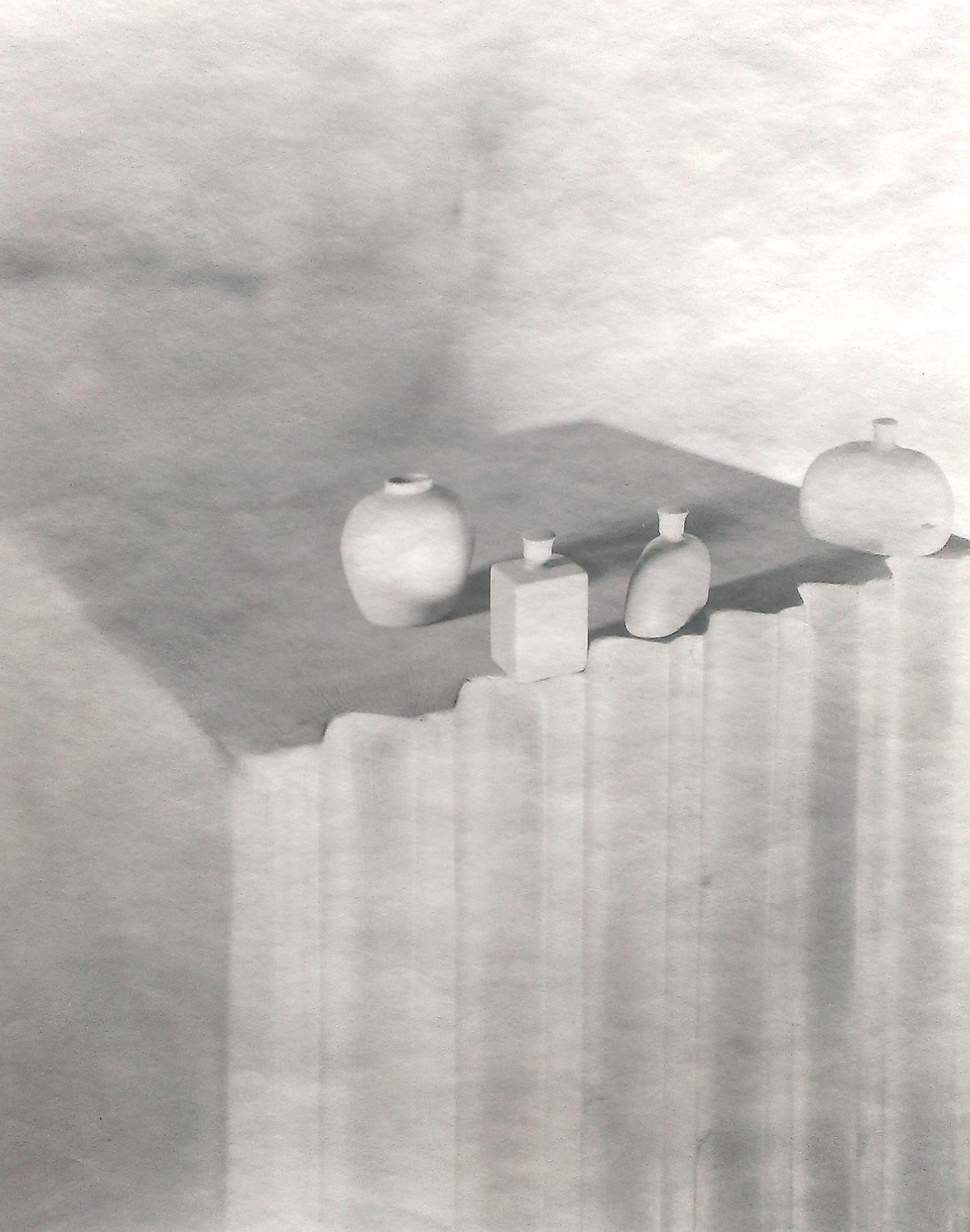 Jan Groover <i>Untitled</i> 1990 Vintage platinum-palladium 10 x 8 inches