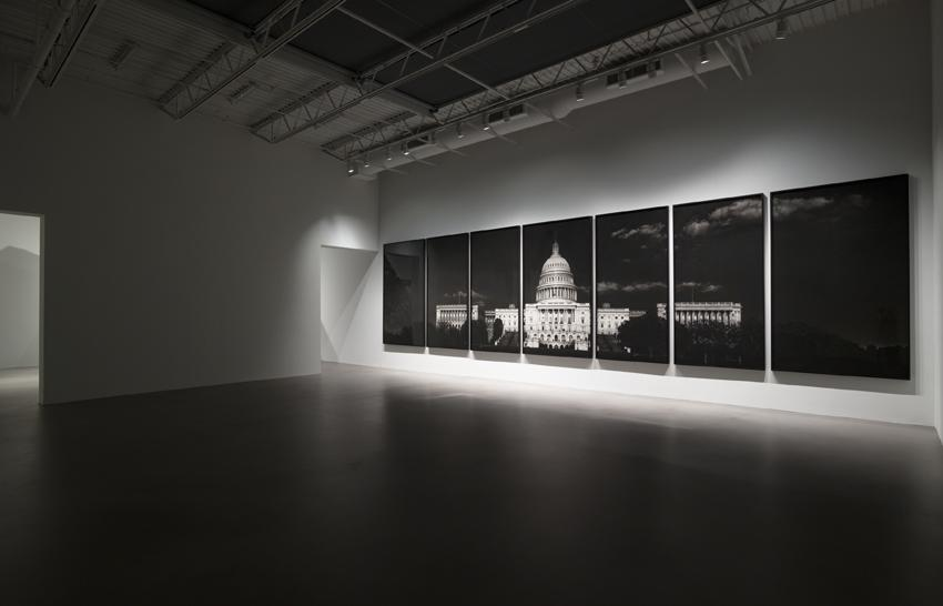 Robert Longo <i>Strike The Sun</i> Installation view 10 2014