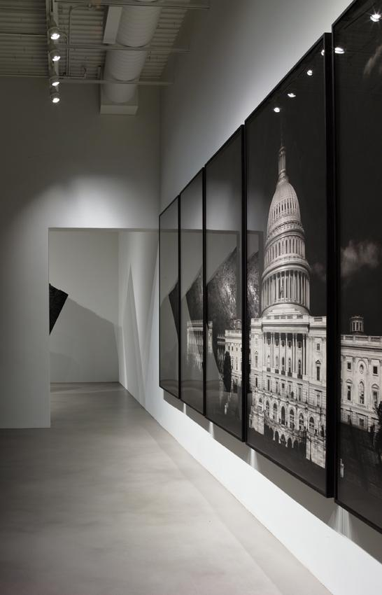 Robert Longo <i>Strike The Sun</i> Installation view 11 2014