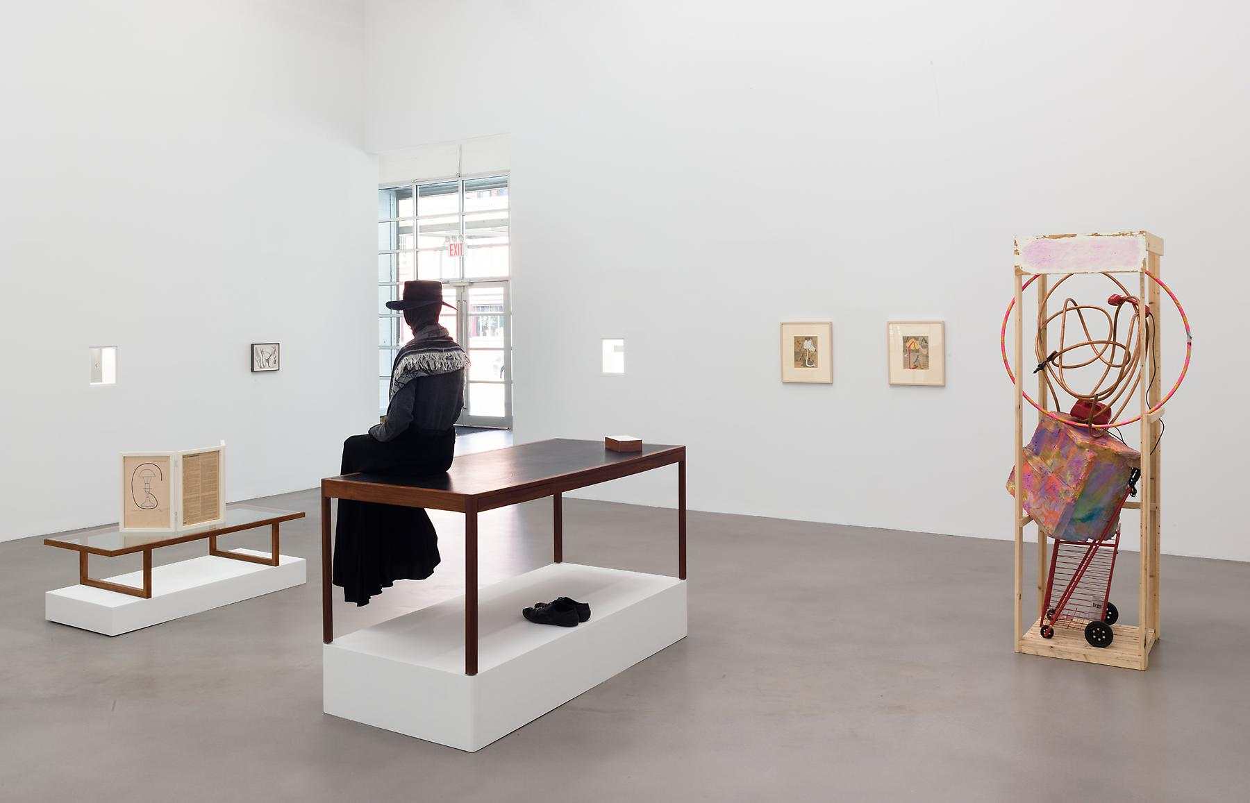 <i>A Machinery for Living</i> Installation view 10 2014