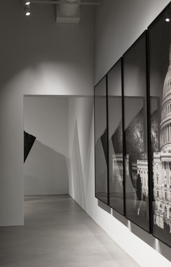 Robert Longo <i>Strike The Sun</i> Installation view 12 2014