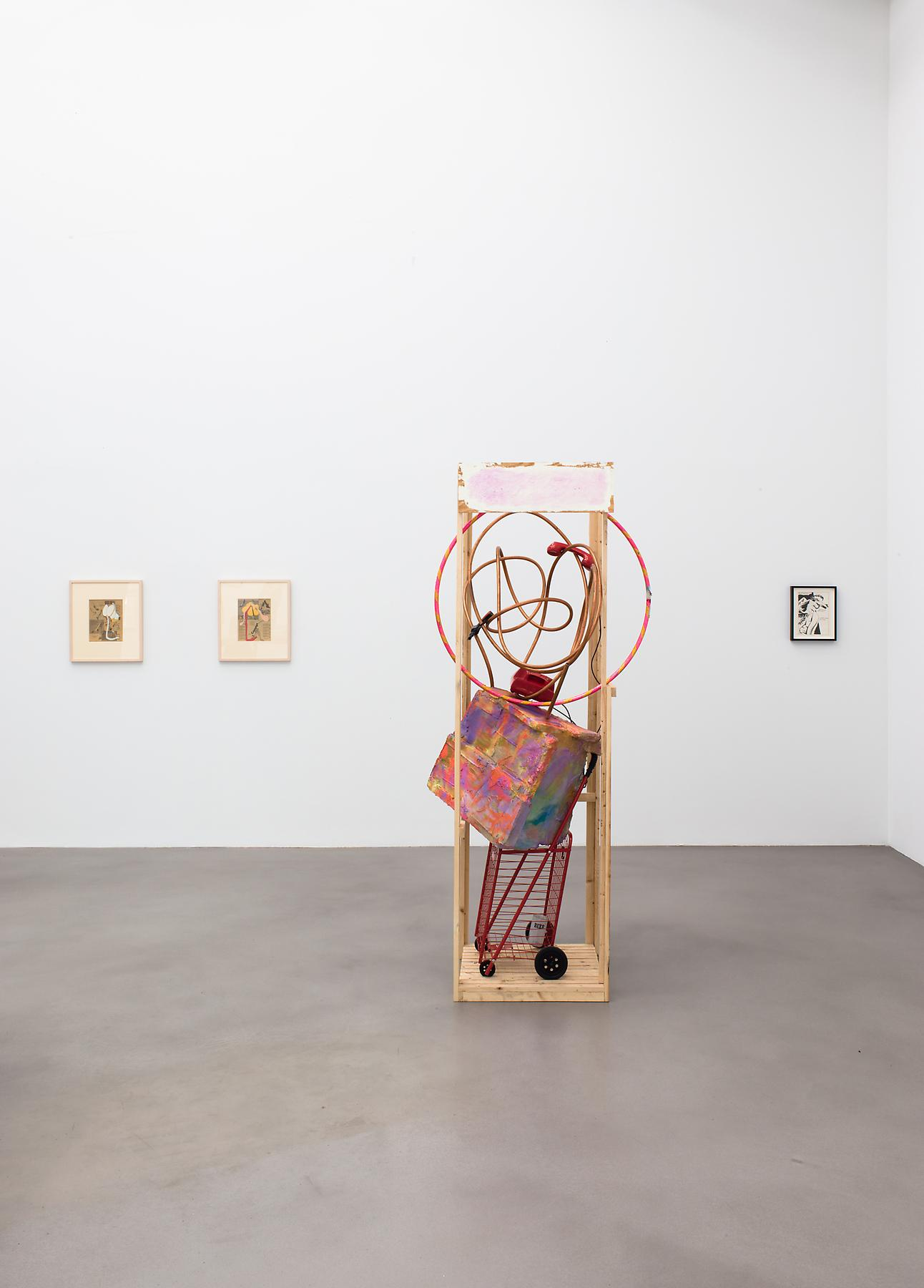 <i>A Machinery for Living</i> Installation view 11 2014