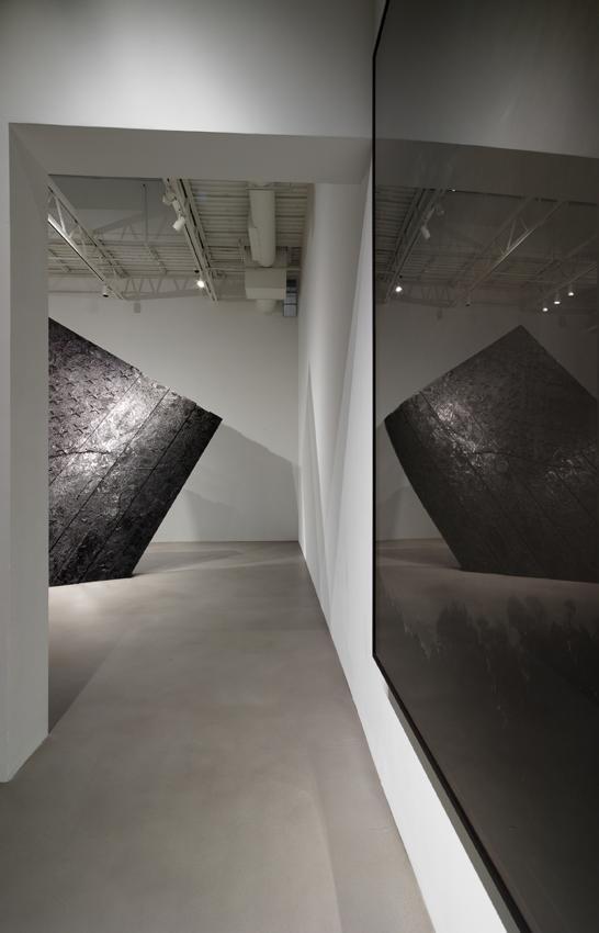 Robert Longo <i>Strike The Sun</i> Installation view 13 2014