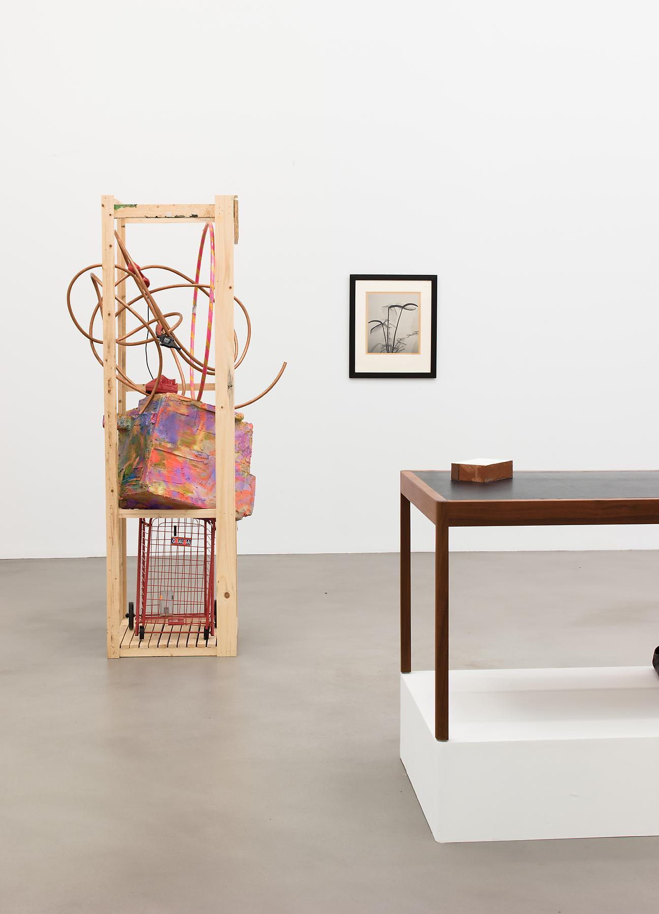 <i>A Machinery for Living</i> Installation view 12 2014