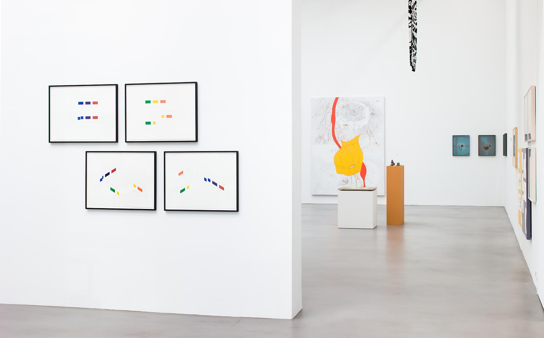 <i>A Machinery for Living</i> Installation view 13 2014