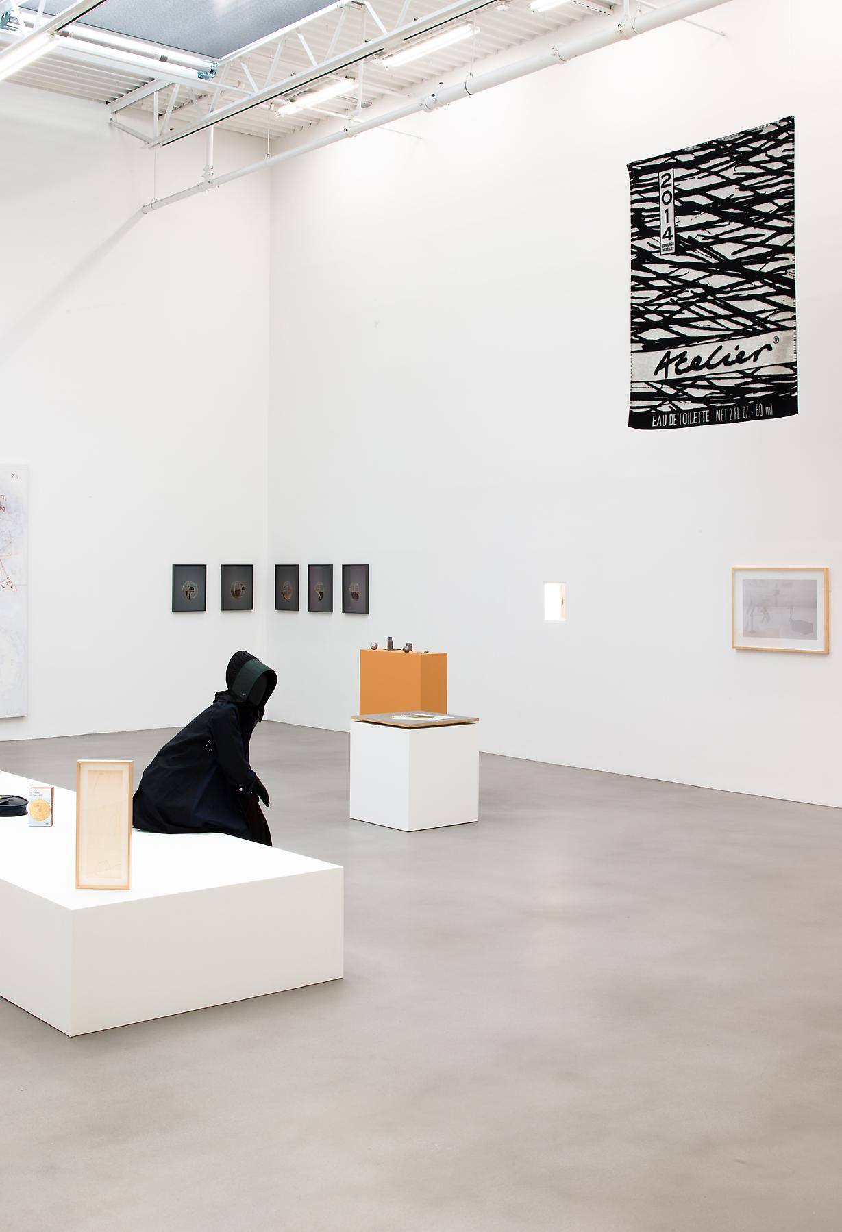 <i>A Machinery for Living</i> Installation view 14 2014