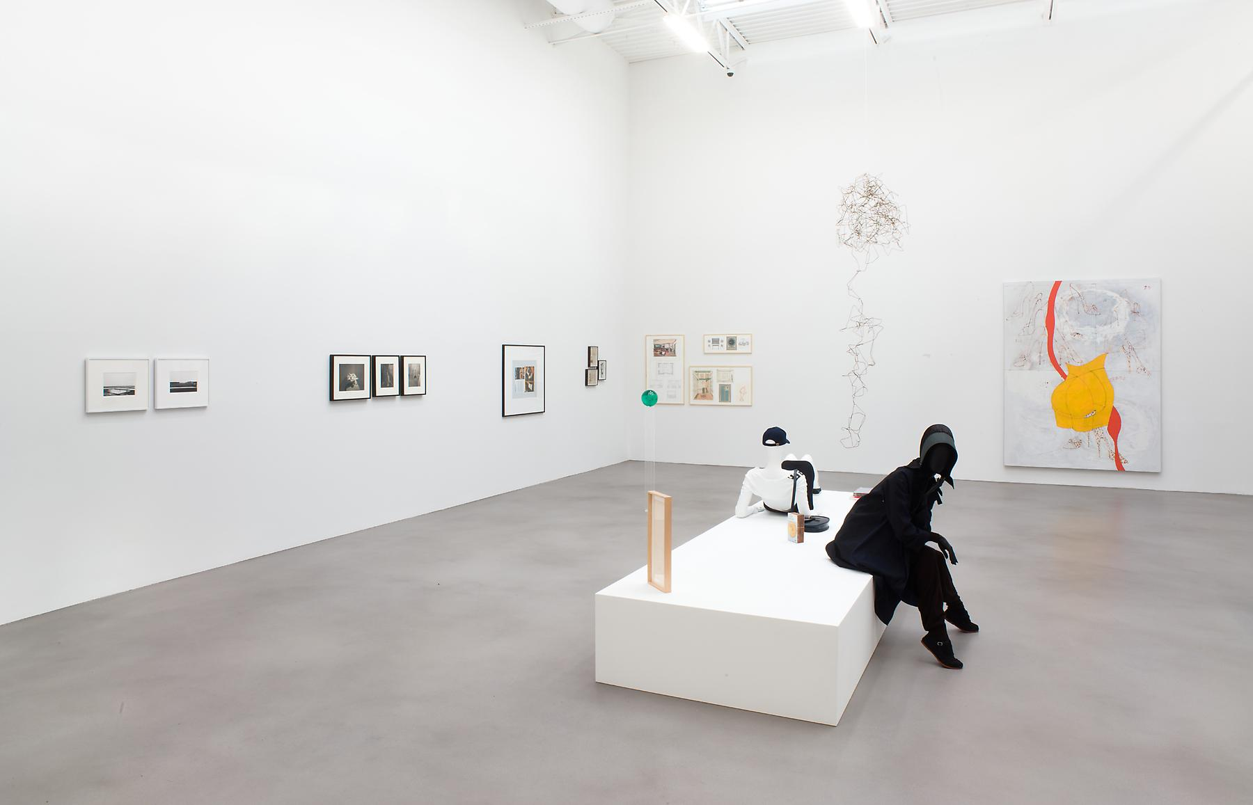 <i>A Machinery for Living</i> Installation view 16 2014