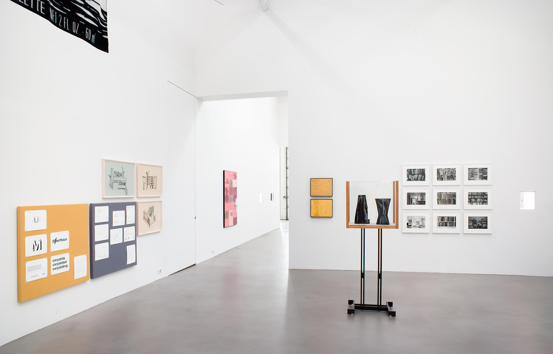 <i>A Machinery for Living</i> Installation view 17 2014
