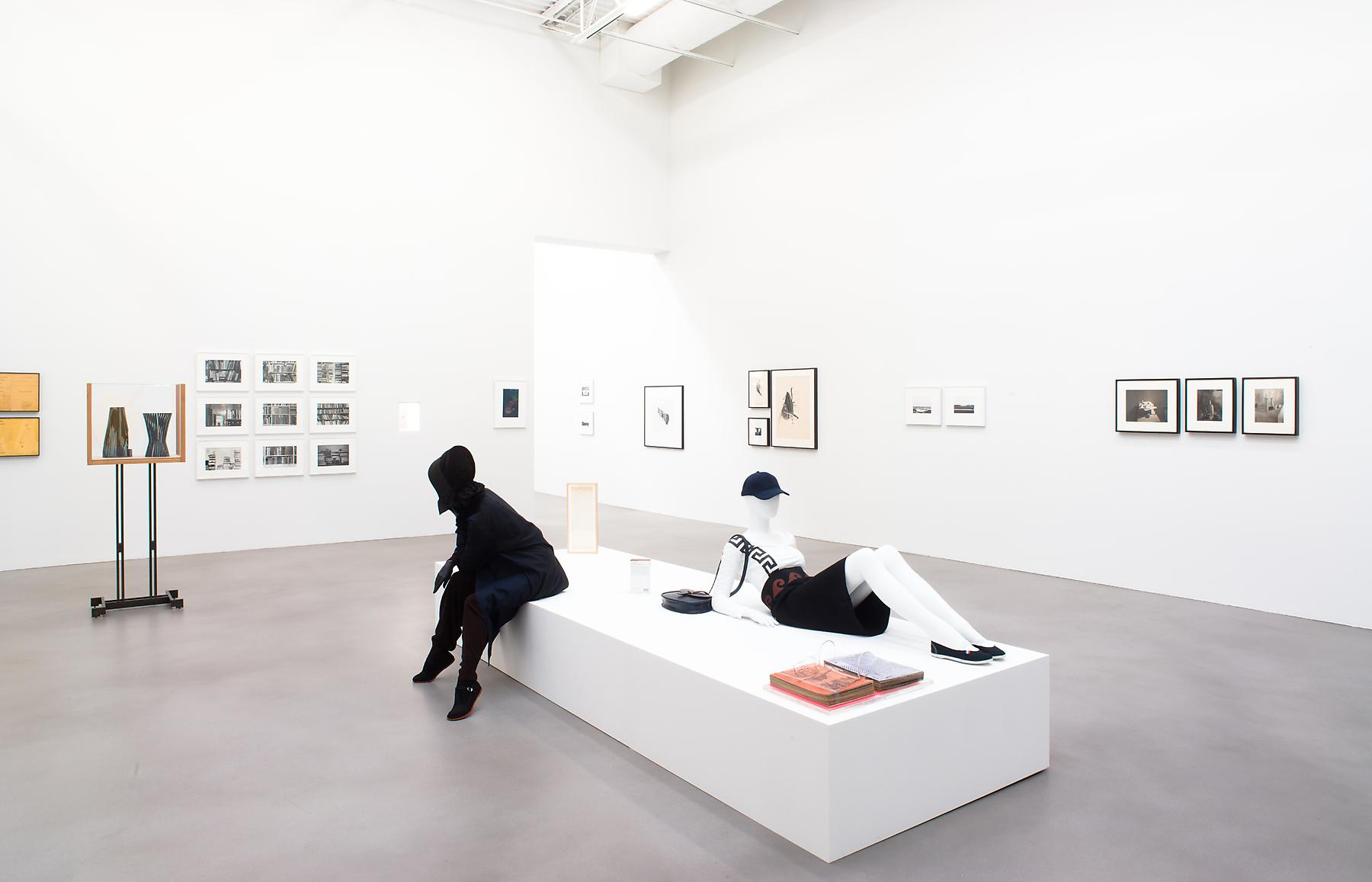 <i>A Machinery for Living</i> Installation view 19 2014