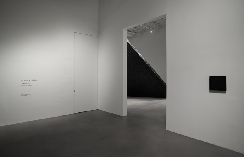Robert Longo <i>Strike The Sun</i> Installation view 2 2014