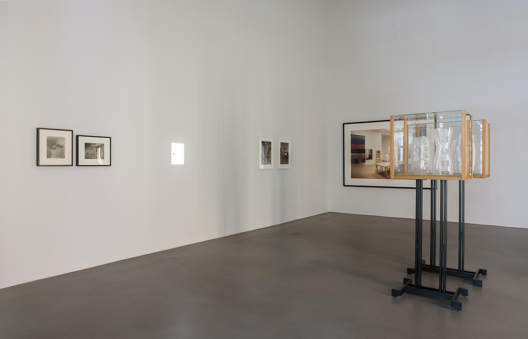 <i>A Machinery for Living</i> Installation view 4 2014