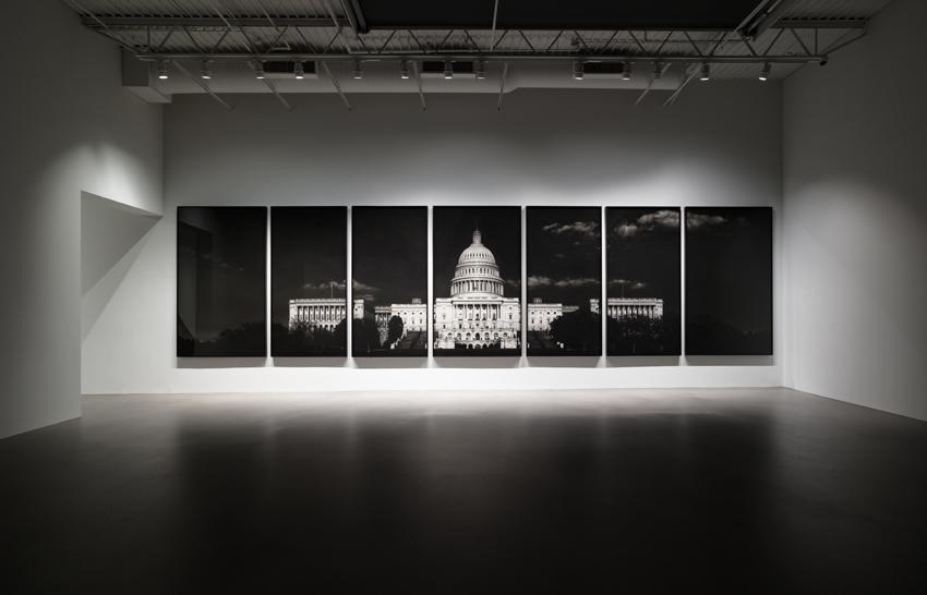 Robert Longo <i>Strike The Sun</i> Installation view 8 2014