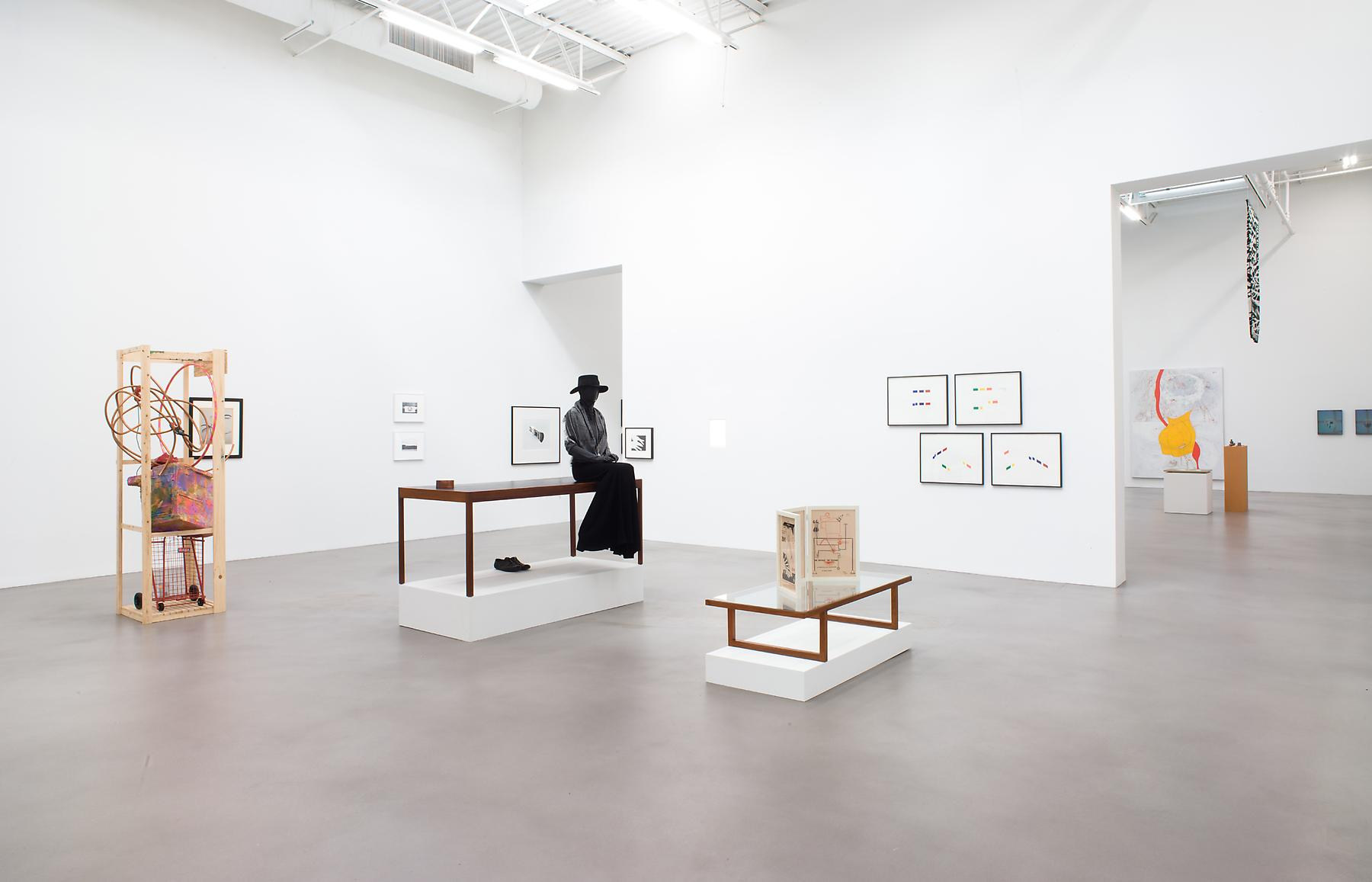 <i>A Machinery for Living</i> Installation view 7 2014