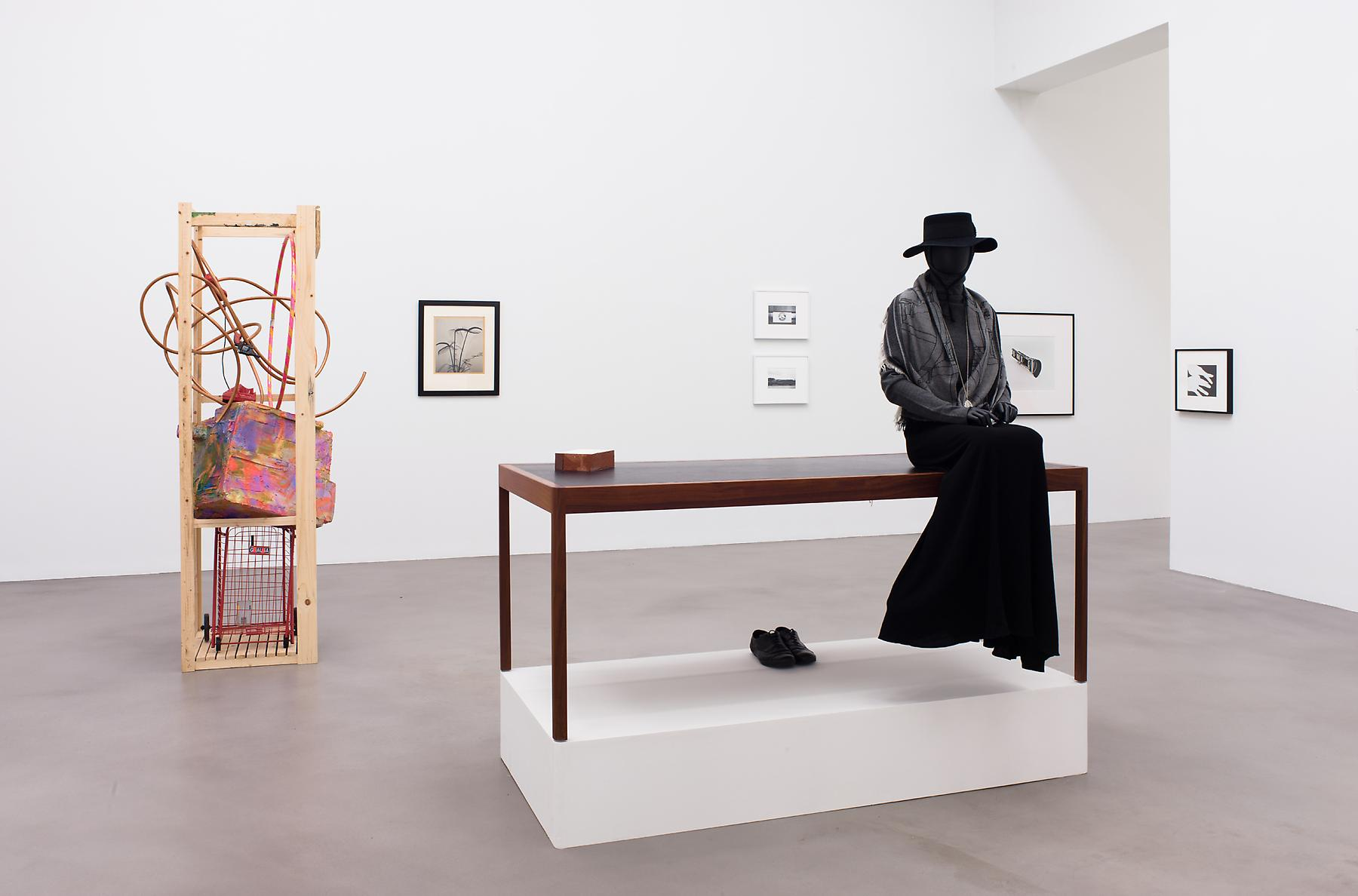 <i>A Machinery for Living</i> Installation view 8 2014