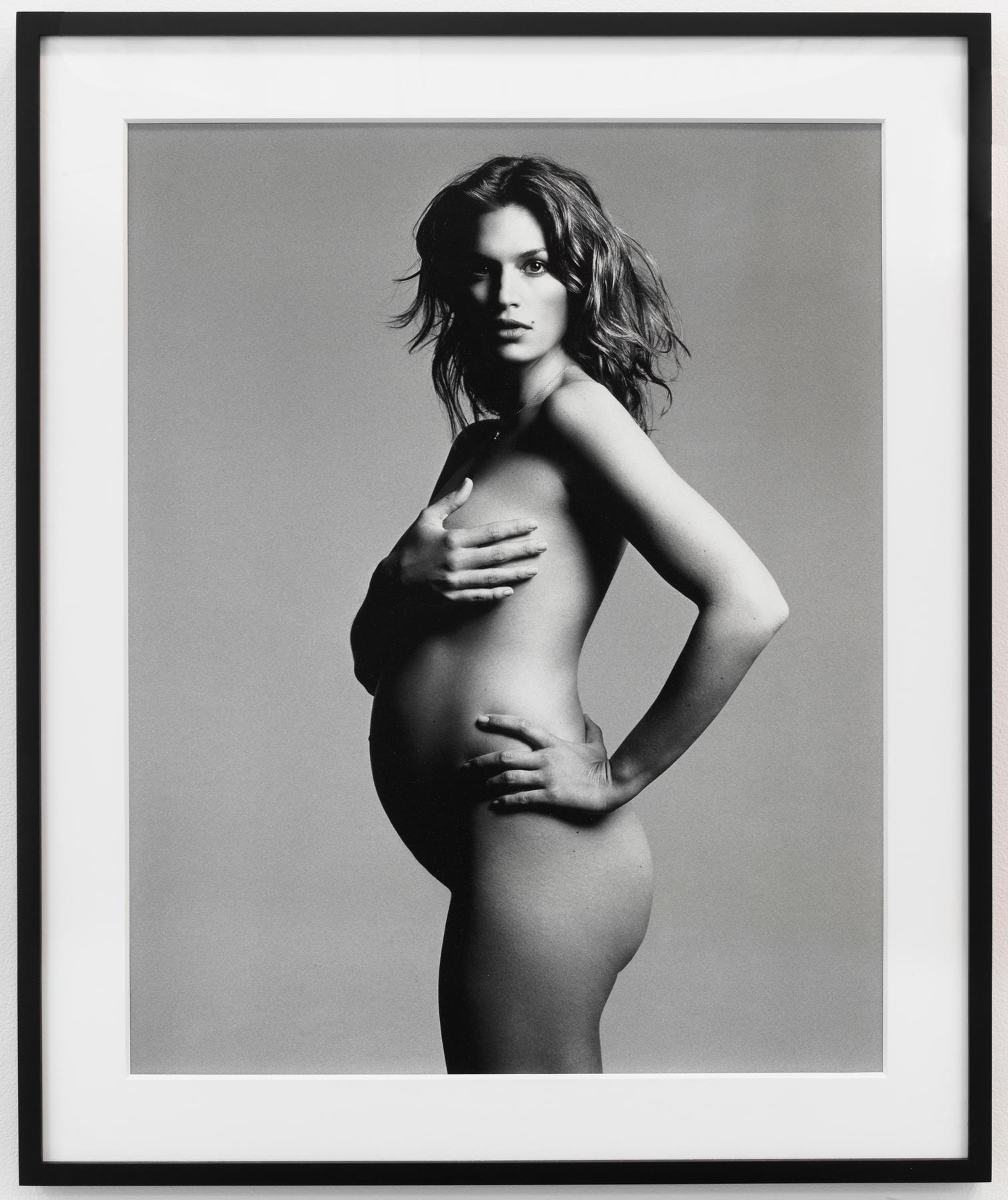 Michael Thompson Cindy Crawford Expecting 1999