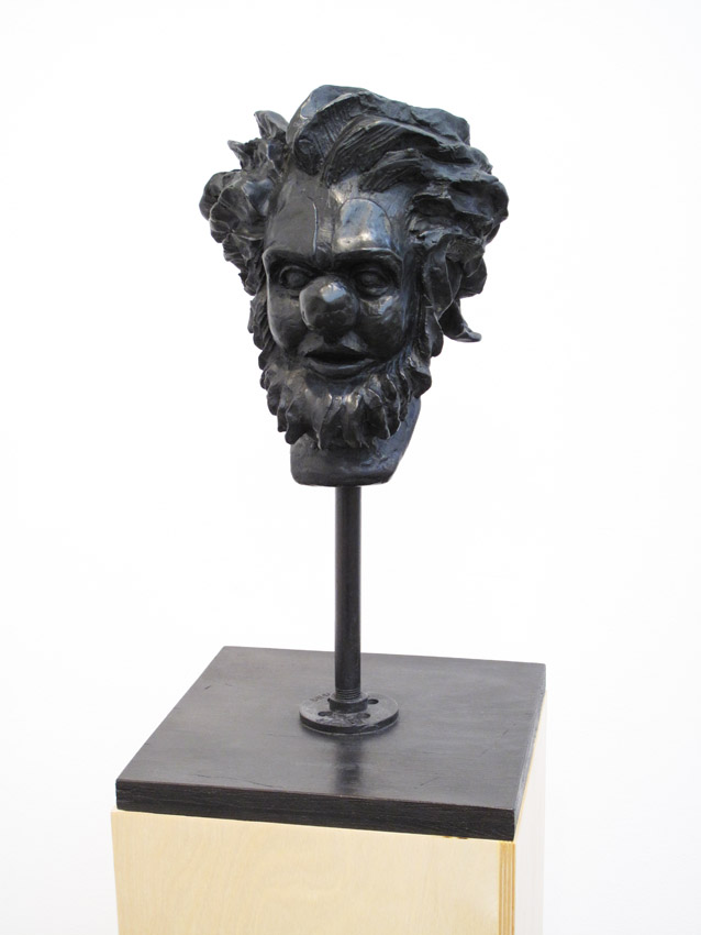 <i>Around the World Alone (Lord of the Seas)</i> 2011 Bronze 19 x 10 3/4 x 10 3/4 inches