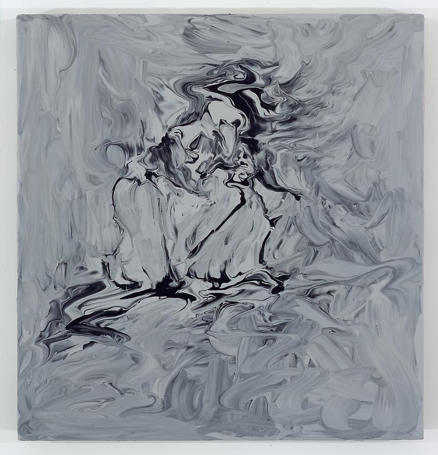 Rezi van Lankveld Listen Painting