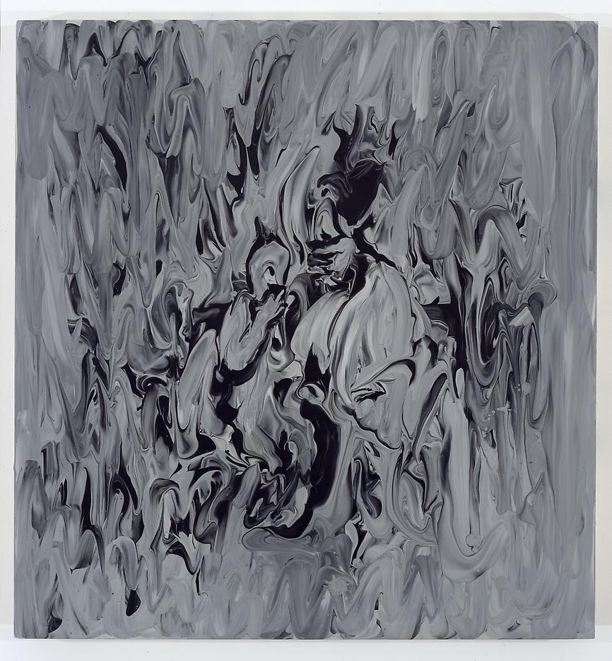 Rezi van Lankveld Nerves Painting