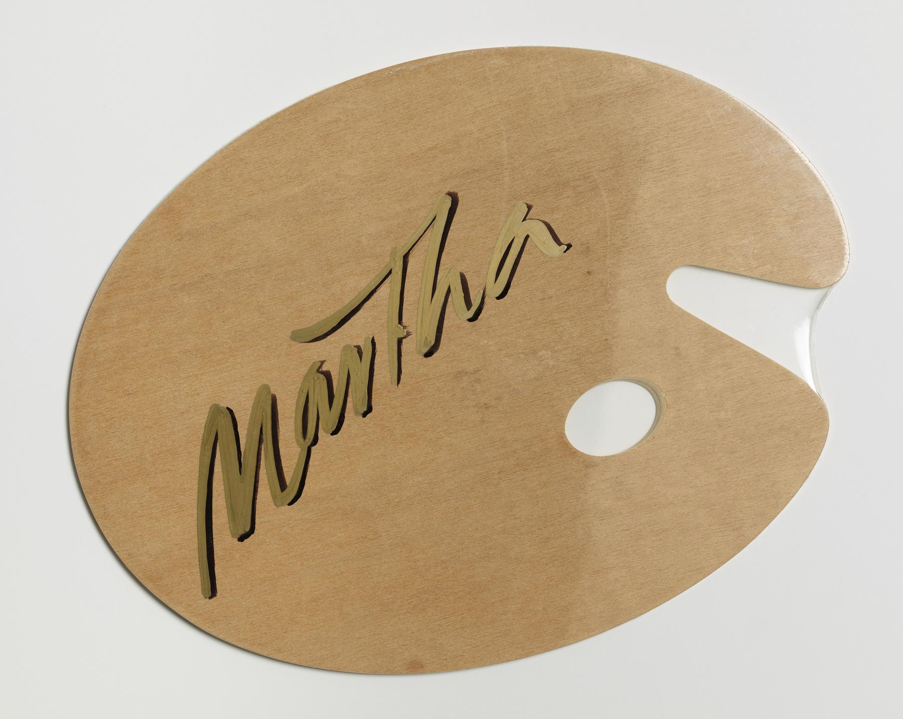 Seth Price Martha 2003