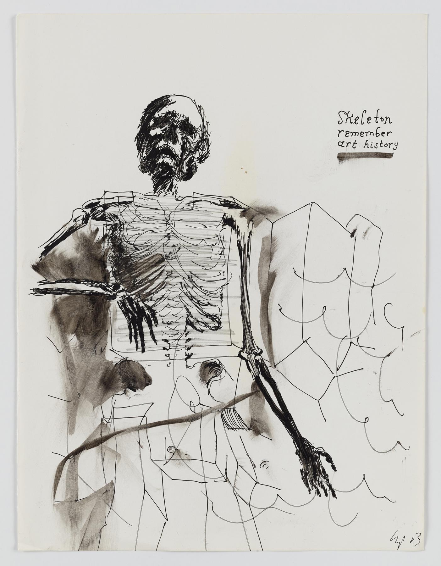 Seth Price Art History 2003