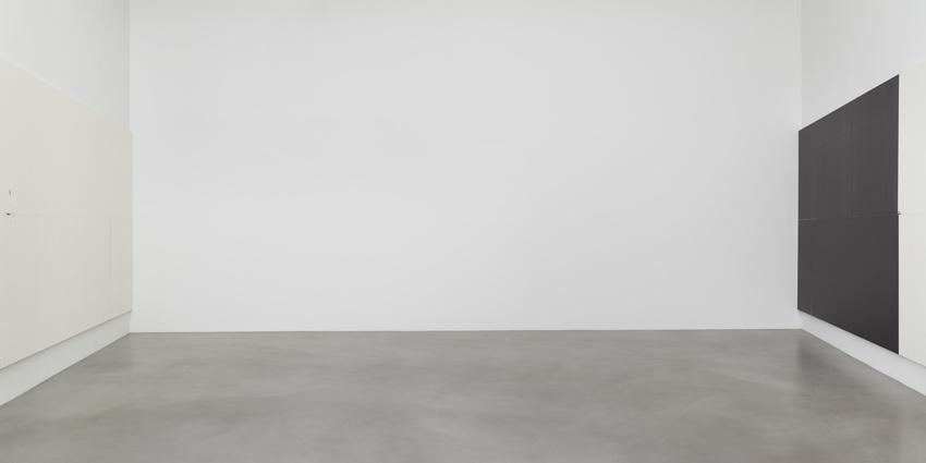 Wade Guyton Installation view 11 2014