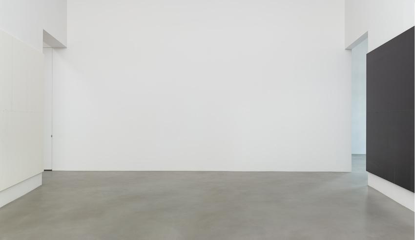 Wade Guyton Installation view 12 2014