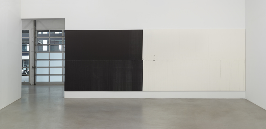 Wade Guyton Installation view 13 2014
