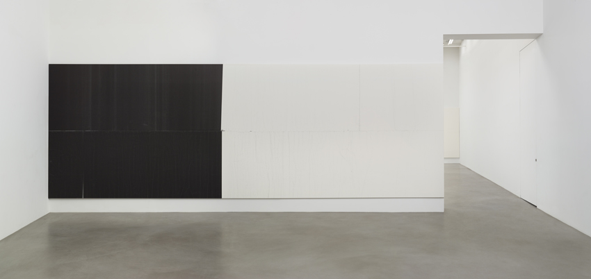 Wade Guyton Installation view 10 2014