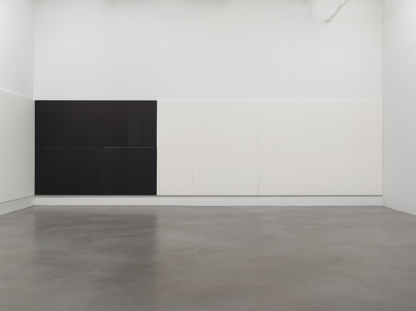 Wade Guyton Installation view 19 2014