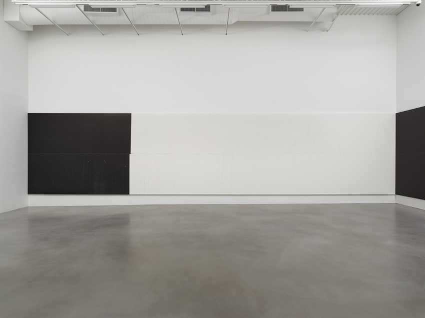 Wade Guyton Installation view 15 2014