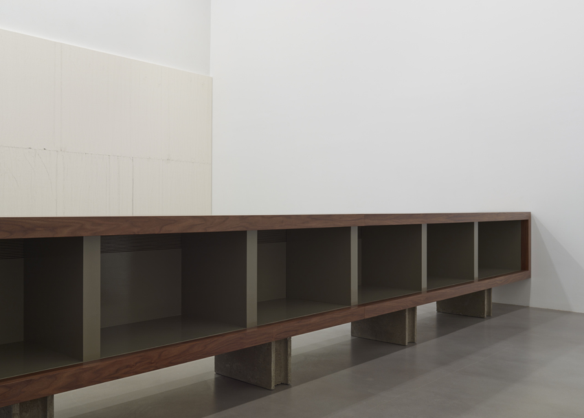 Wade Guyton Installation view 4 2014