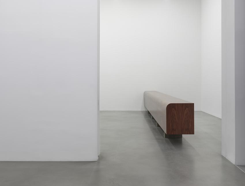 Wade Guyton Installation view 2 2014