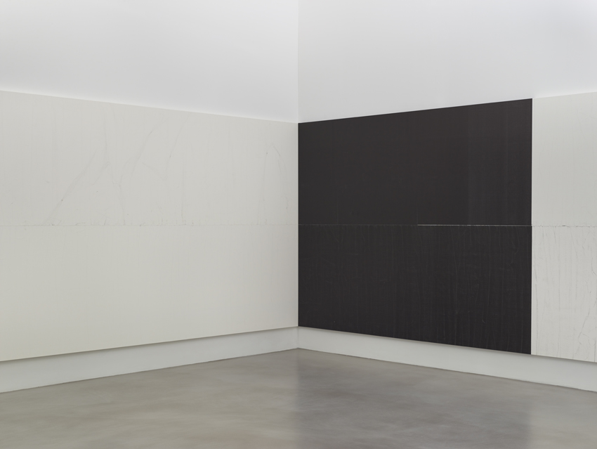 Wade Guyton Installation view 17 2014