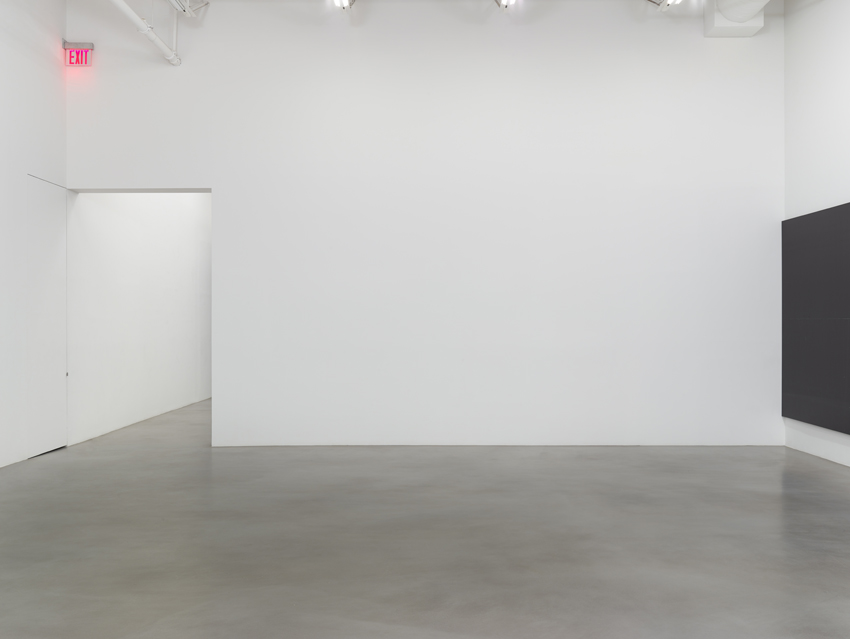Wade Guyton Installation view 20 2014