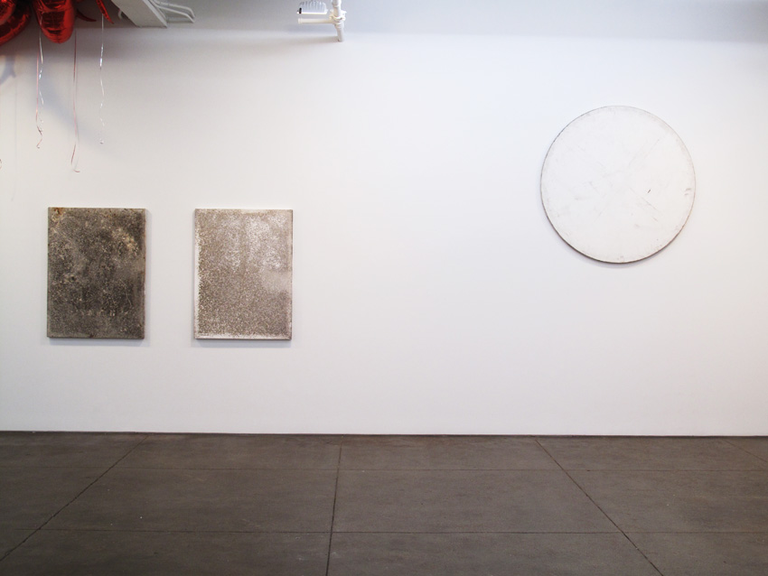 <i>The Space Between Reference and Regret</i> Installation view Friedrich Petzel Gallery 2010