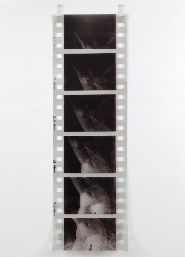 Robert Heinecken Film Strip #2 Film
