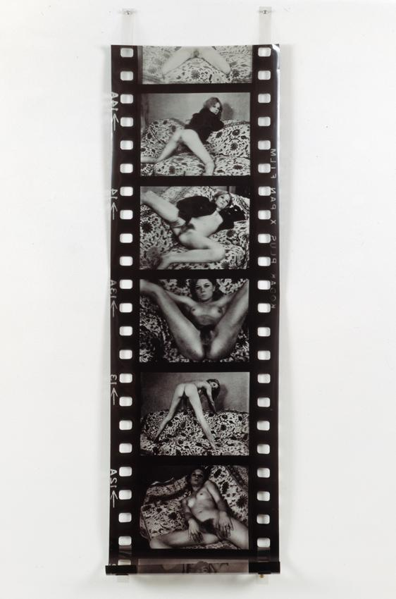 Robert Heinecken Porno Film Strip #4 Film