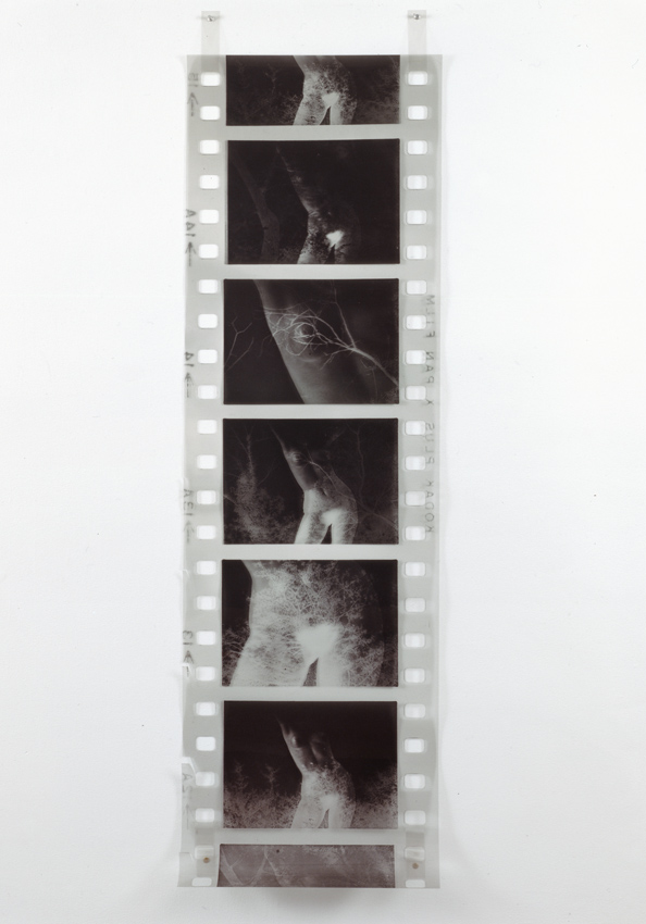 Robert Heinecken Film Strip #4 Film