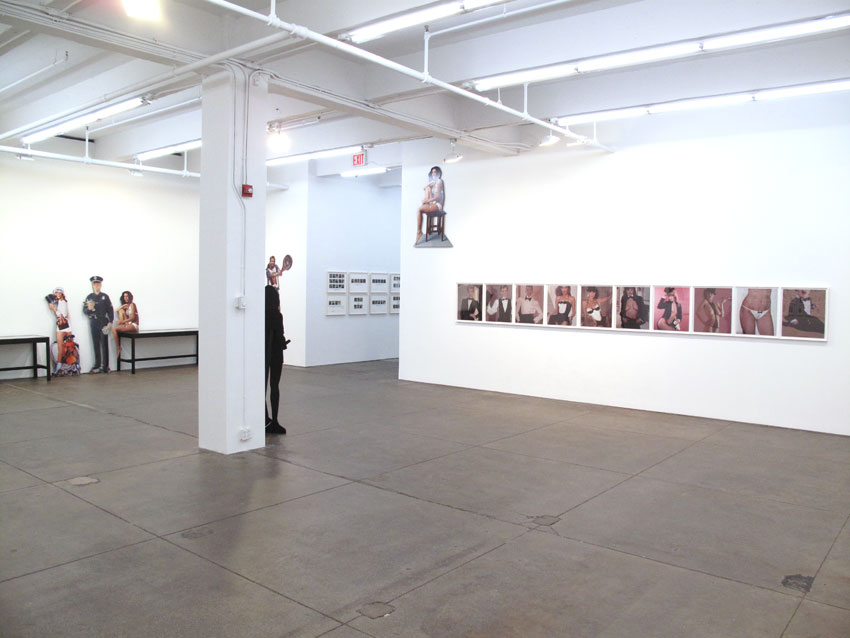 Installation view Friedrich Petzel Gallery 2011