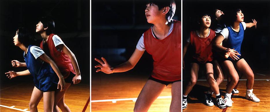<i>Kumi Nanjo & Marie Komuro, Rie Ouchi, Atsuko Shinkai, Eri Kobayashi, & Naomi Hasegawa</i> 1997 Set of 3 C-prints